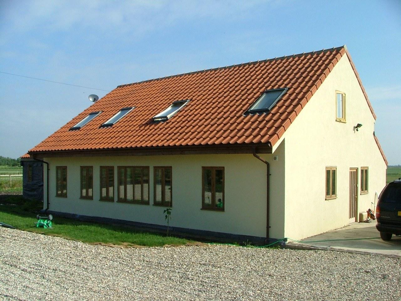 FIRST PRL -SIP HOUSE - OFF GRID DESIGN