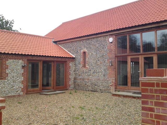 BEAUTIFUL BARN CONVERSION - DESIGN AND CONTINUING PROJECT SUPPORT